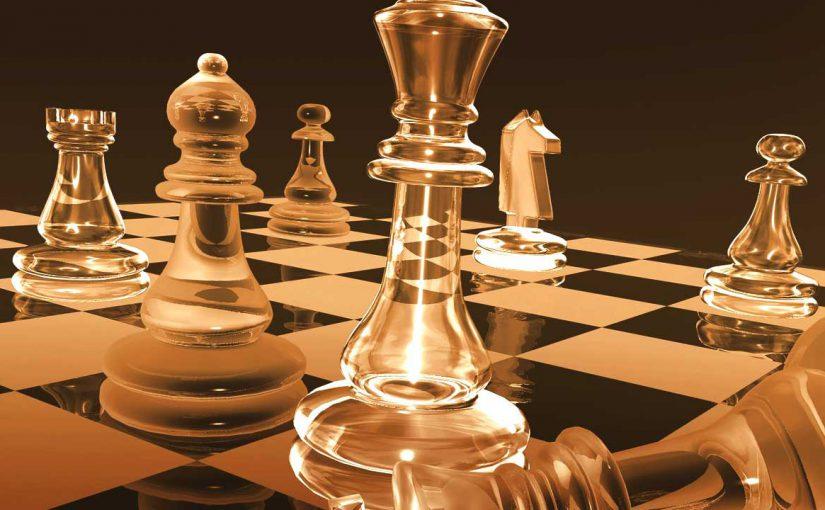 Новороссийская школа превратилась в шахматное королевство