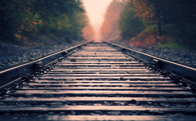Специально для железной дороги в порт Новороссийск разработали сверхпрочные рельсы