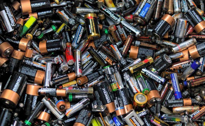 Новороссийцы смогут правильно выбросить батарейки, шины, планшеты