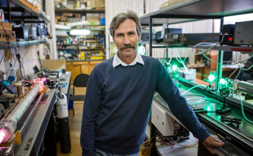 Чистоту новороссийского воздуха измерят сибирским лазером