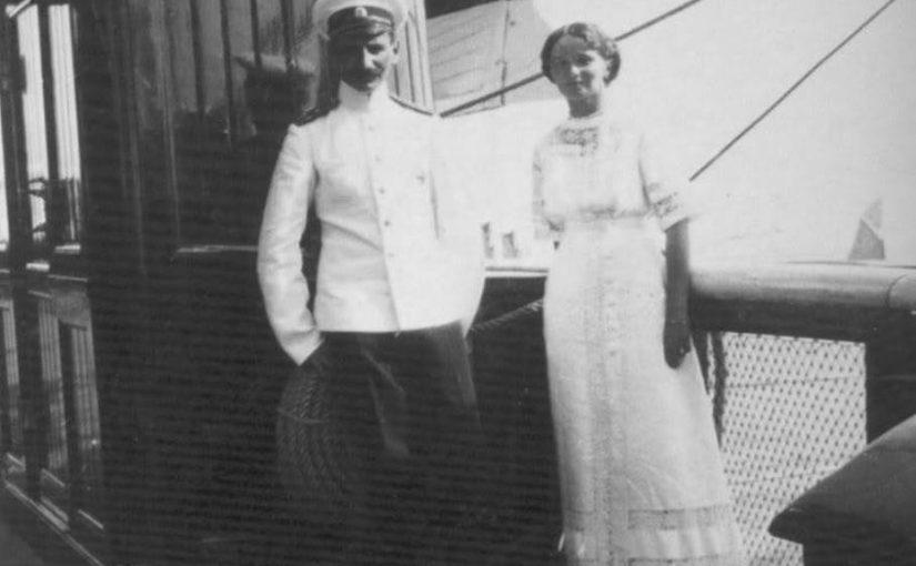 Возлюбленный императорской дочери из Новороссийска отправился в эмиграцию