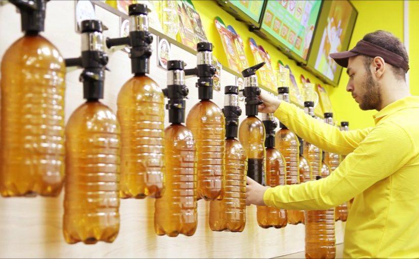 На открытии новороссийского коворкинг-центра предприниматели интересовались пивом