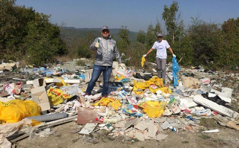 Новороссийский представитель ОНФ Андрей Мершиев: «Нас нигде особенно не ждут, и даже выгоняли… С мусорной свалки»