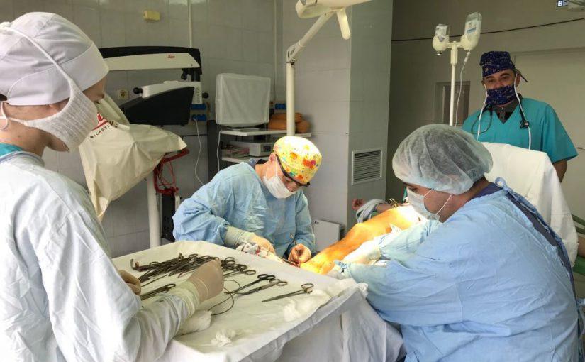 Новороссийца, который мог стать жертвой частной клиники, вытащили с того света хирурги первой горбольницы