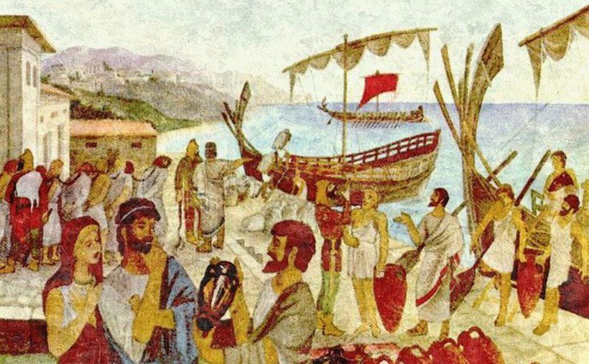 Как жилось «новороссийцам» в Боспорском царстве