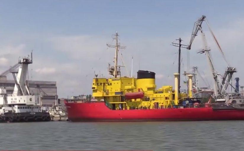 Досмотр турецкого судна, шедшего из Мариуполя в Новороссийск, украинцы посчитали признаком блокады Россией Азовского моря