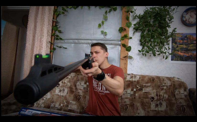 В Новороссийске орудует стрелок с «воздушкой» и оптикой?