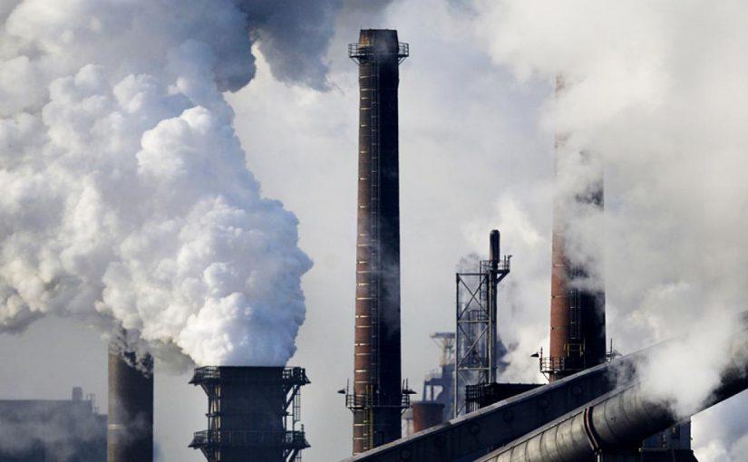 В новороссийский воздух «выбосили» 67,8 тонн вредных веществ: атмоферный фон удовлетворительный