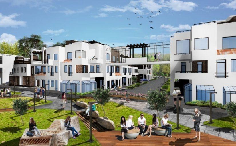 Самый «миниатюрный» жилой комплекс в крае будет построен в Новороссийске