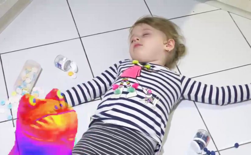В Новороссийске детям грозит вода, таблетки, погреб
