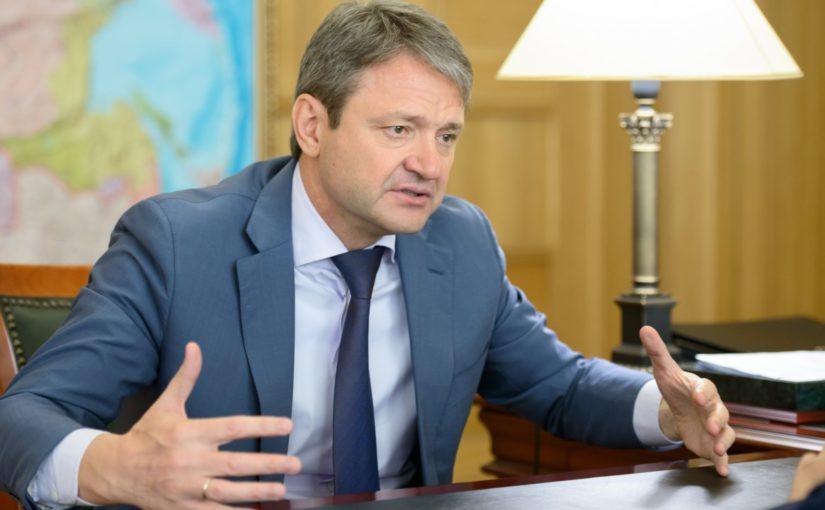 Экс-губернатор Кубани, экс-министр сельского хозяйства Александр Ткачев вернулся в родной «Агрокомплекс»