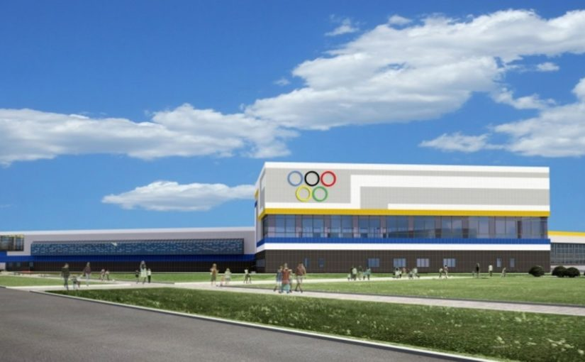Содержание будущего Дворца спорта на Малой земле будет стоить 20 млн.