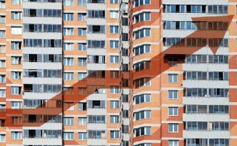 В стране растут цены на вторичное жилье и только в Новороссийске снижаются