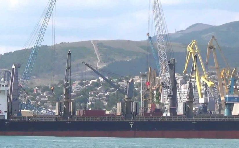 В ближайшую пятилетку в порту Новороссийска хотят переваливать на 25 млн. тонн грузов больше