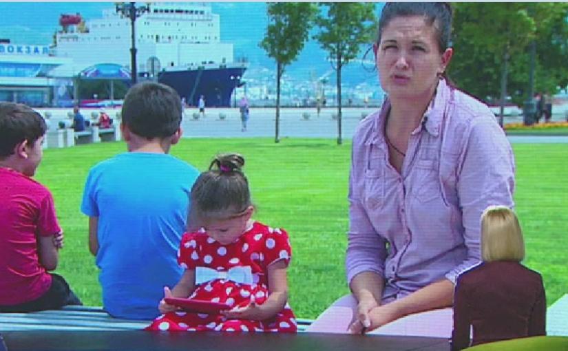 На передаче «Жди меня» жительница Новороссийска нашла братьев и сестер