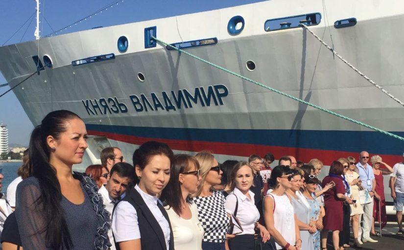 Из Новороссийска в Ялту на «Князе Владимире» можно будет добраться ночью за 4 тысячи рублей