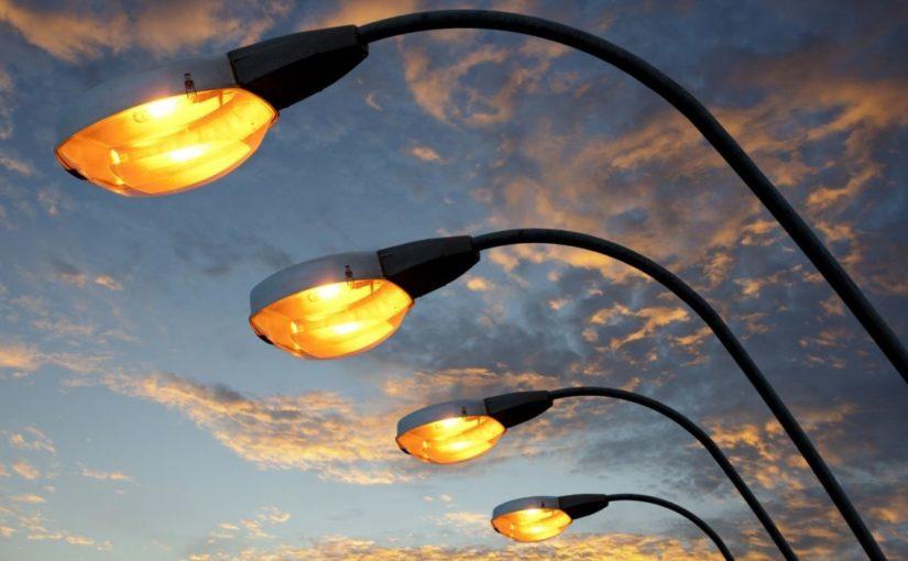 В Новороссийске украсят фонарные столбы почти на 2 миллиона 700 тысяч рублей