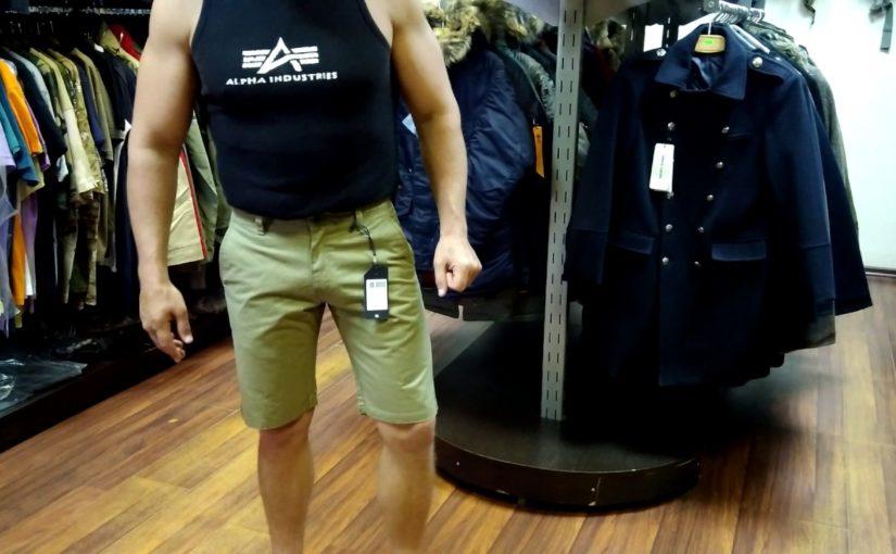 Из магазина в Новороссийске покупатель вышел без штанов и без денег