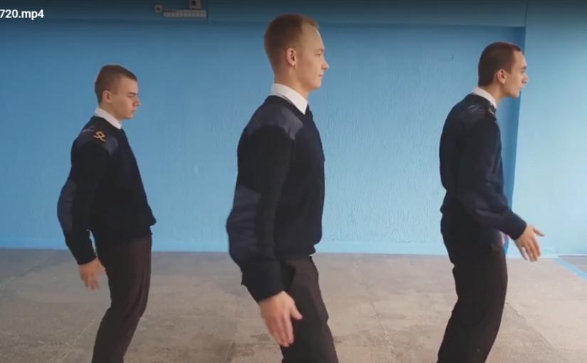 Курсанты из Новороссийска танцуют в вирусном видео – на парах, на уборке и во время сна