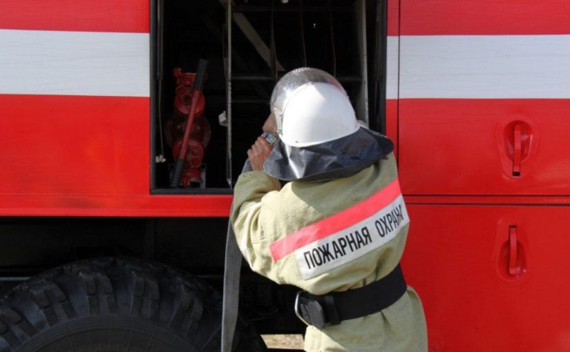 В Новороссийске обед чуть не закончился пожаром