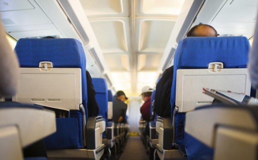 В Анапе из самолета украли три спасательных жилета