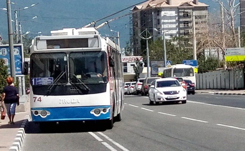 В Новороссийске подорожает проезд на троллейбусах
