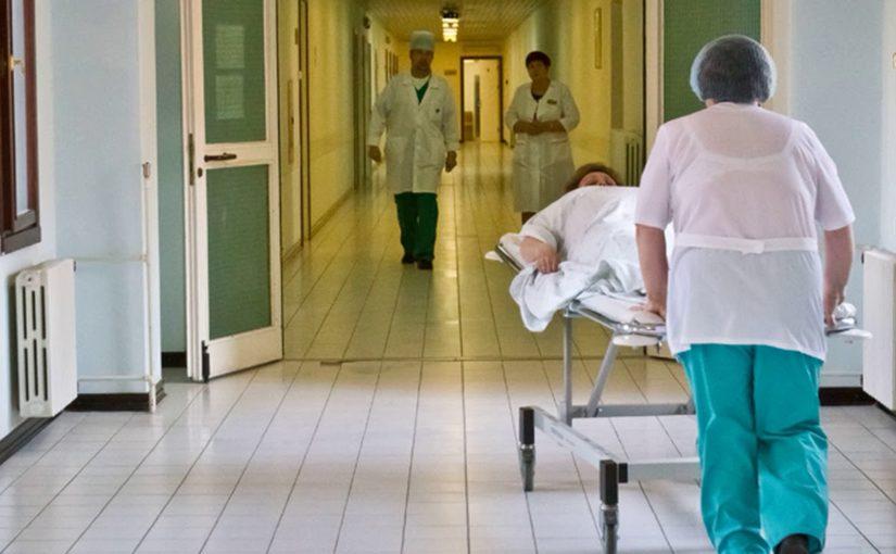 В приемном отделении первой горбольницы разделят потоки пациентов