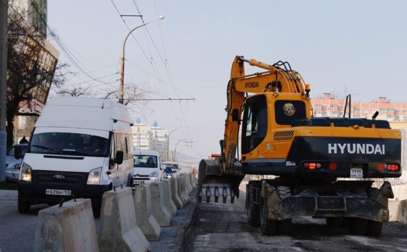 К 2024 году в дороги Новороссийска вложат 6,5 млрд. руб
