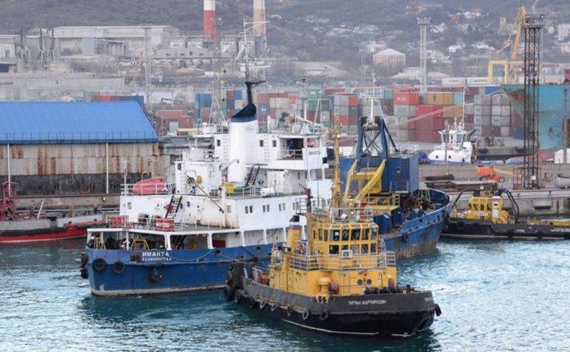 Акционеры Новороссийского морского порта поделят 15 млрд. руб.