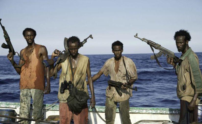 Штурману из Новороссийска в пиратском плену не хватало воды, сладостей и книги
