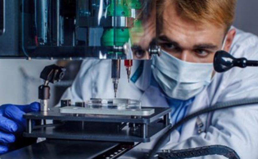 В Анапе будут печатать живыми клетками человеческие органы