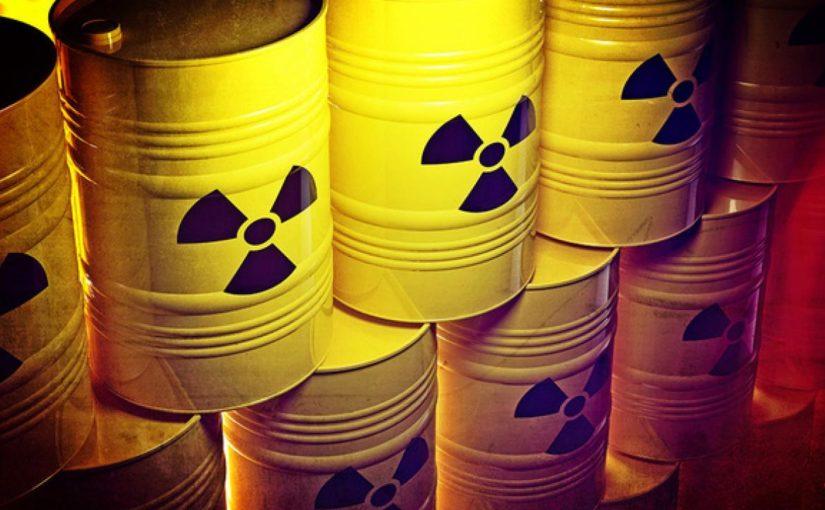 Через Новороссийск планируют перевозить отработанные ядерные отходы