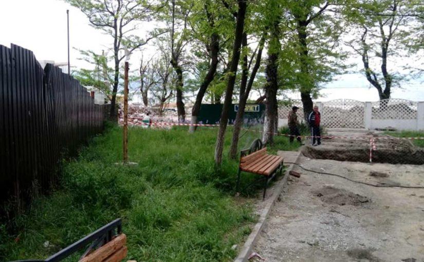 В Новороссийске депутаты пожалуются мэру на подчиненных, не знающих про реконструкцию парков