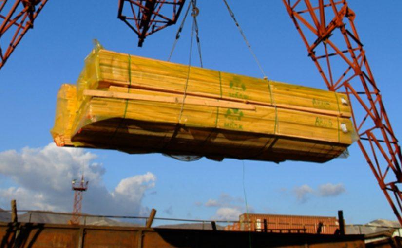 В Новороссийске в морском порту увеличили перевалку лесных грузов и решили спасать деревья