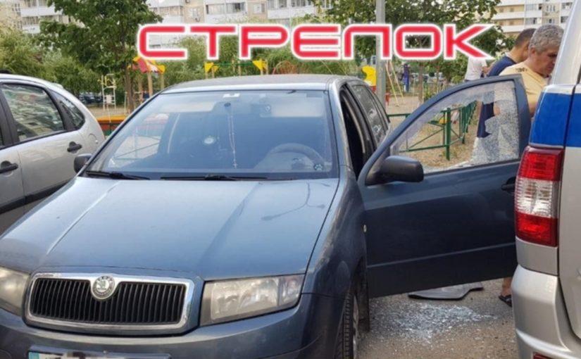 В Новороссийске стали «отстреливать» автомобили?