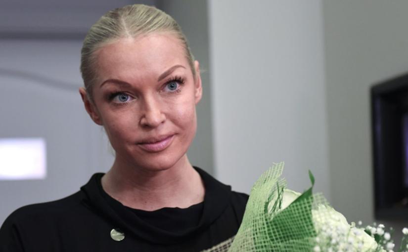 В Анапе Волочкова стала сильно экономить