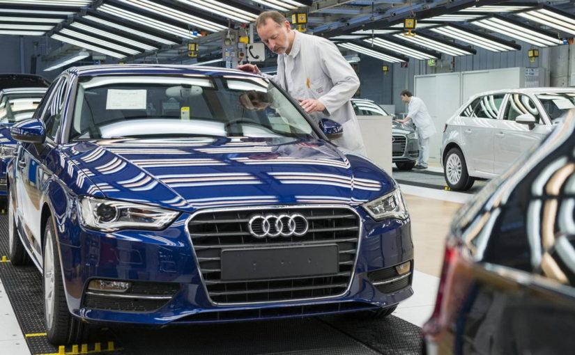 Несмотря на пандемию, в Новороссийске планируют построить завод «Audi»