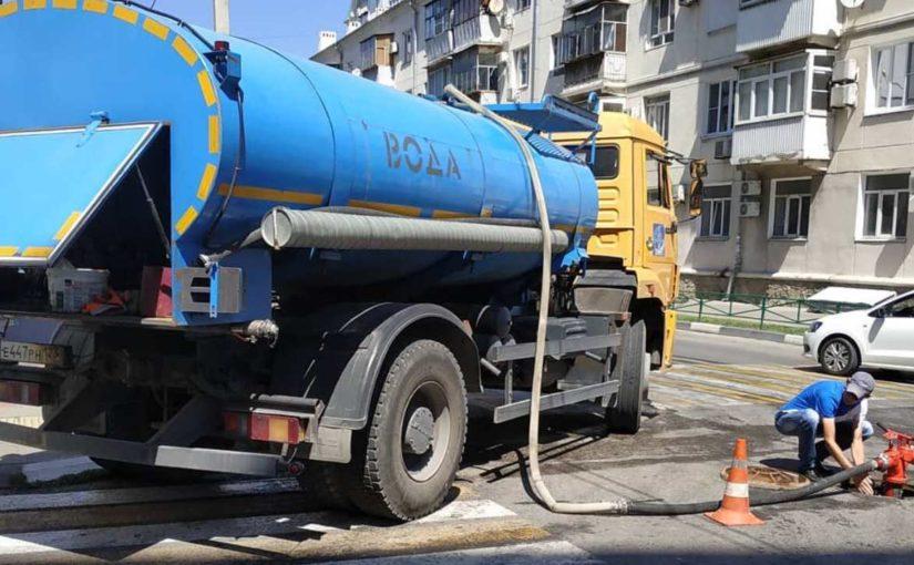 Где в Новороссийске добыть воды