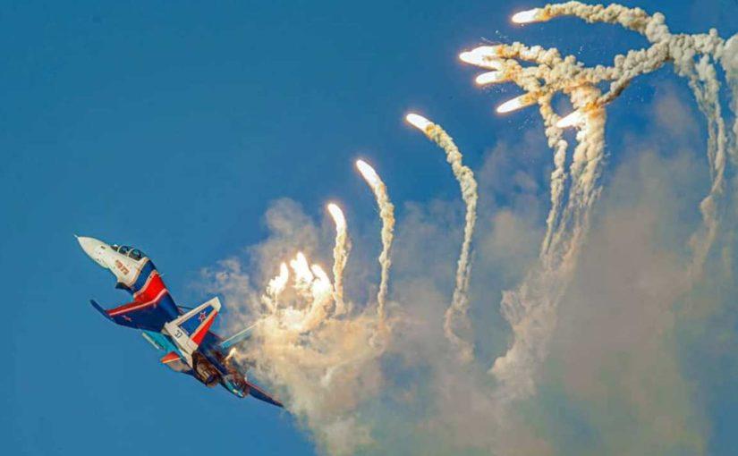 «Русские витязи» начали удивлять Новороссийск (видео)