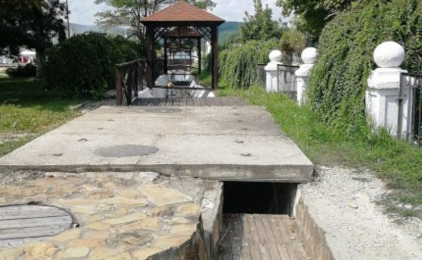 В Новороссийске потерялся владелец ливневки