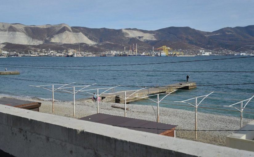 После приезда губернатора на центральном пляже Новороссийска не станут строить апартаменты?