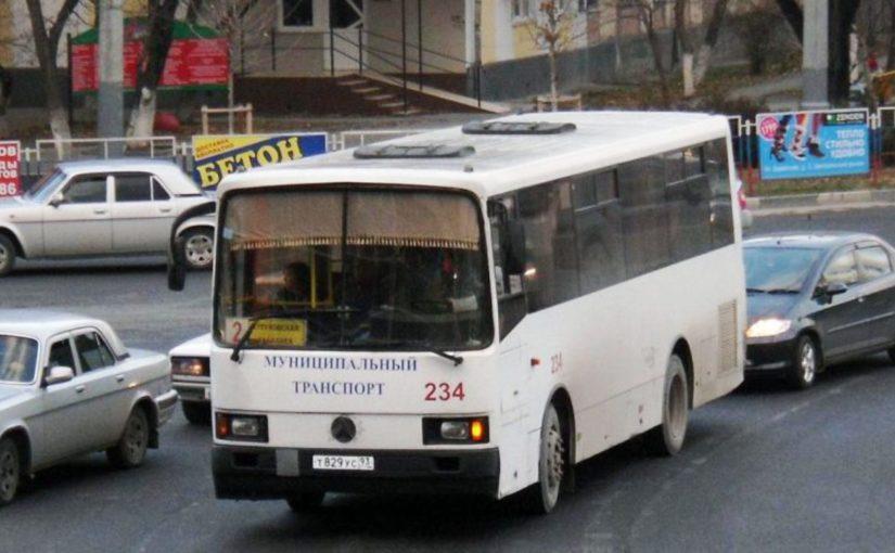 В Новороссийске во время карантина автобусы и троллейбусы станут ходить реже