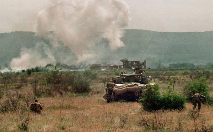 В новороссийской школе вспоминали Диму Ворошилова, не вернувшегося с Первой чеченской войны