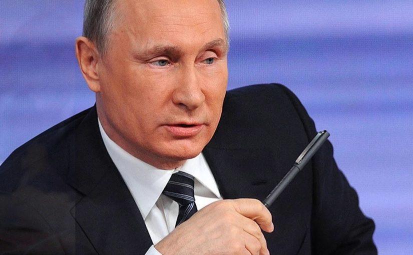Путин продлил нерабочие дни до конца апреля