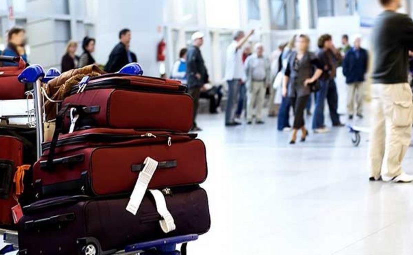 Пассажирка из Новороссийска не дала вору украсть свой чемодан