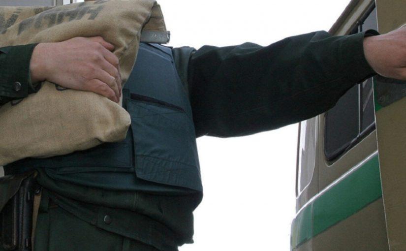 В Новороссийске ищут налетчика, который ограбил инкассатора