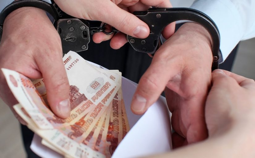 Бывший начальник новороссийского отдела по расследованию преступлений хотела получить 800 тыс. руб. с подследственного