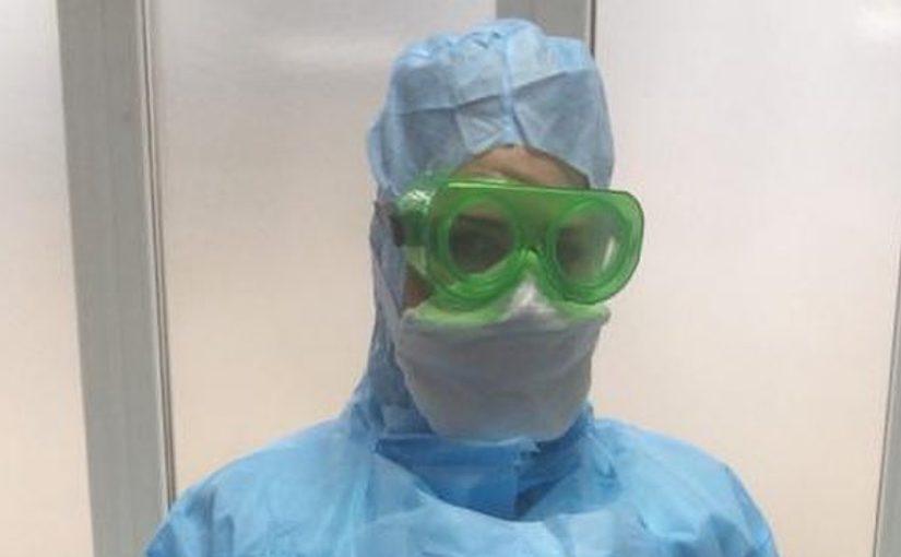 В первой горбольнице Новороссийска тренировались подозревать коронавирус