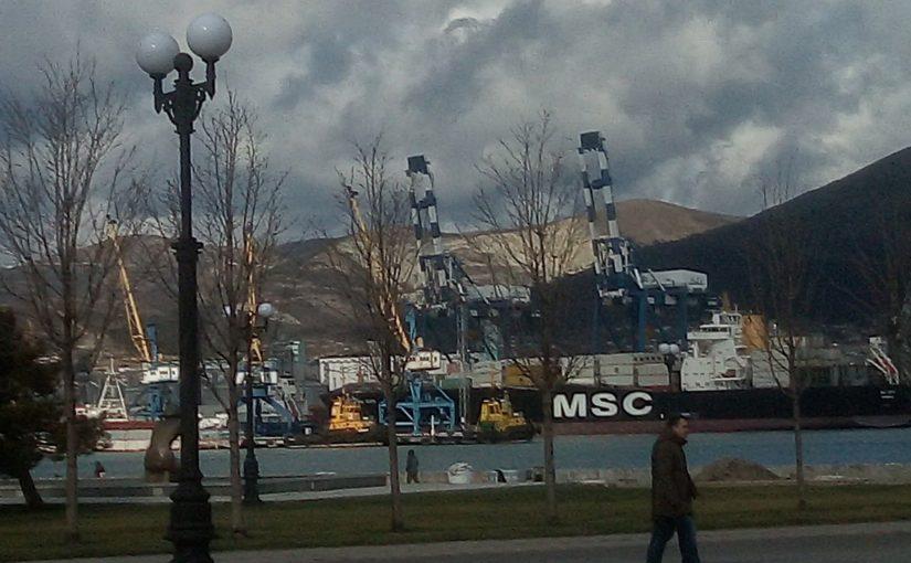 В порту Новороссийска вложат миллиарды в строительство терминалов масел и удобрений