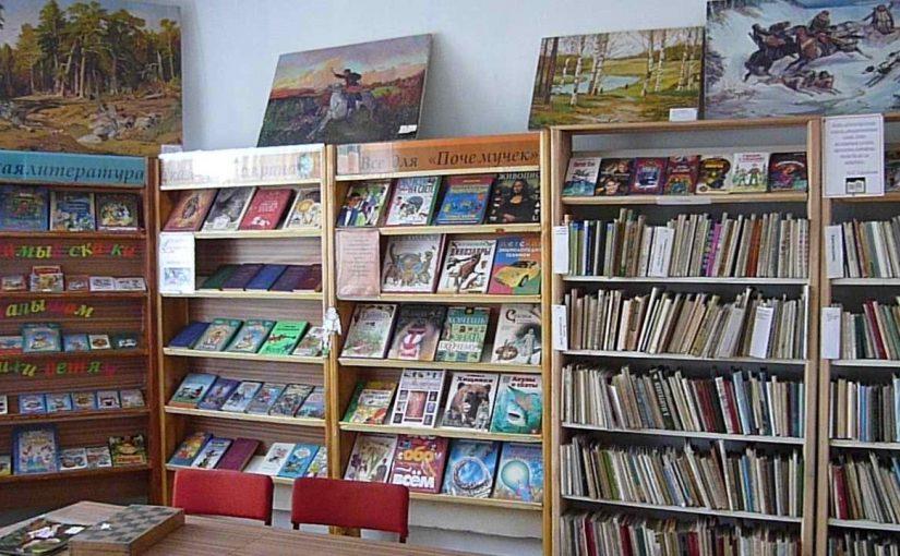 Тысячу книг в день выдают сельские библиотеки Новороссийска
